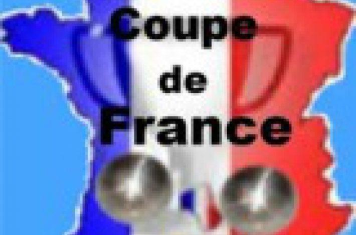 Tirage de la coupe de France 2019